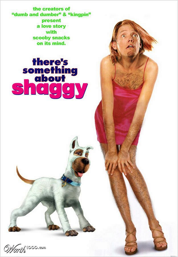 There's Something About Shaggy