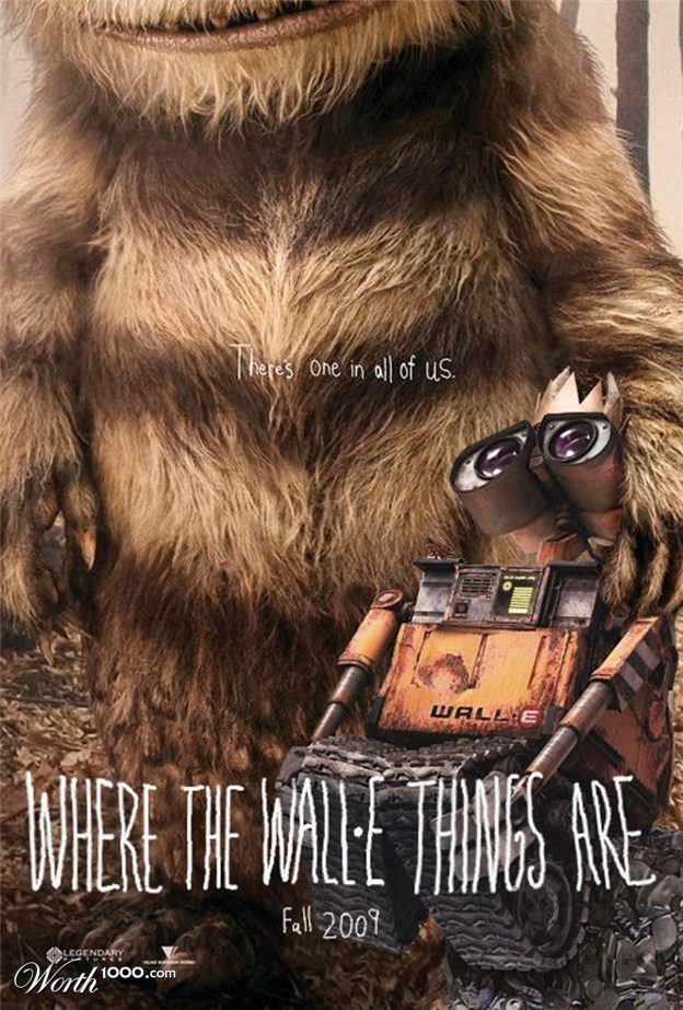 Where the WALL-E Things Are