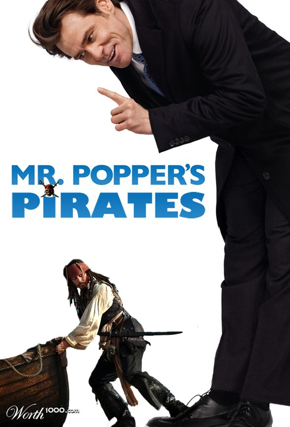 MR Popper's Pirates