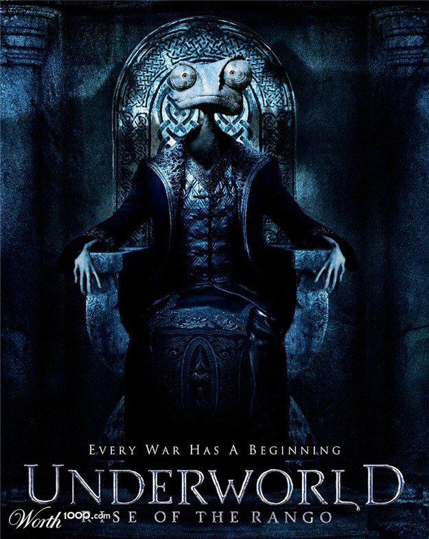 Underworld rise of the Rango