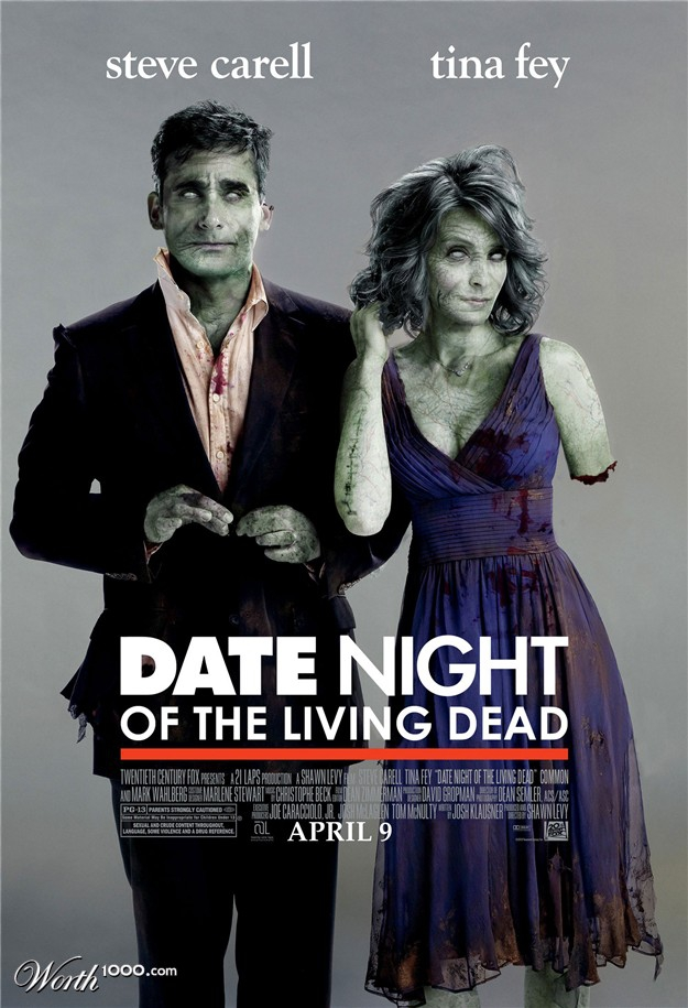 Date Night of the Living Dead