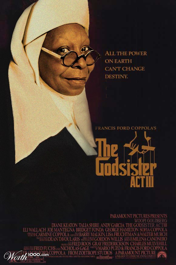 The Godsister Act III