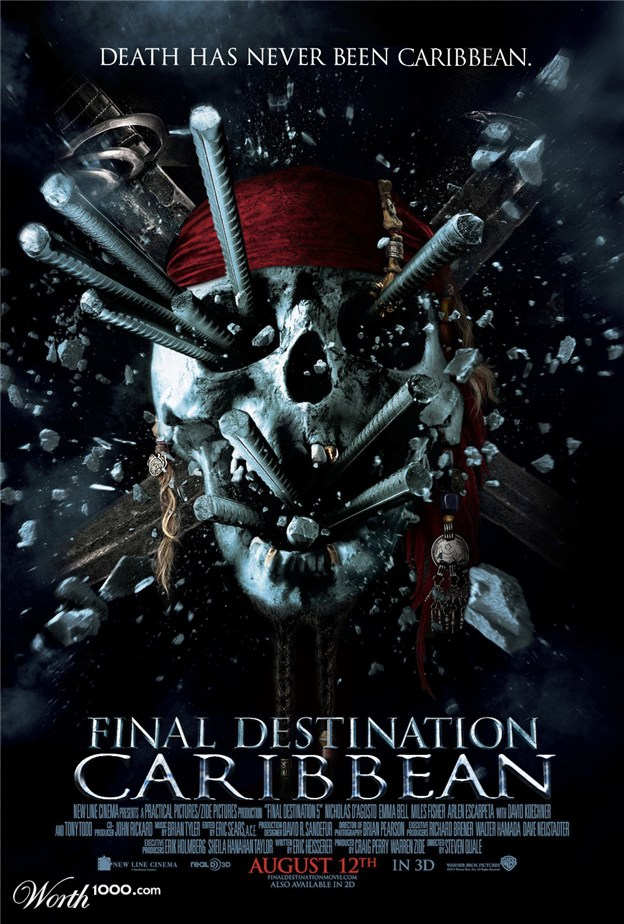 Final Destination Caribbean