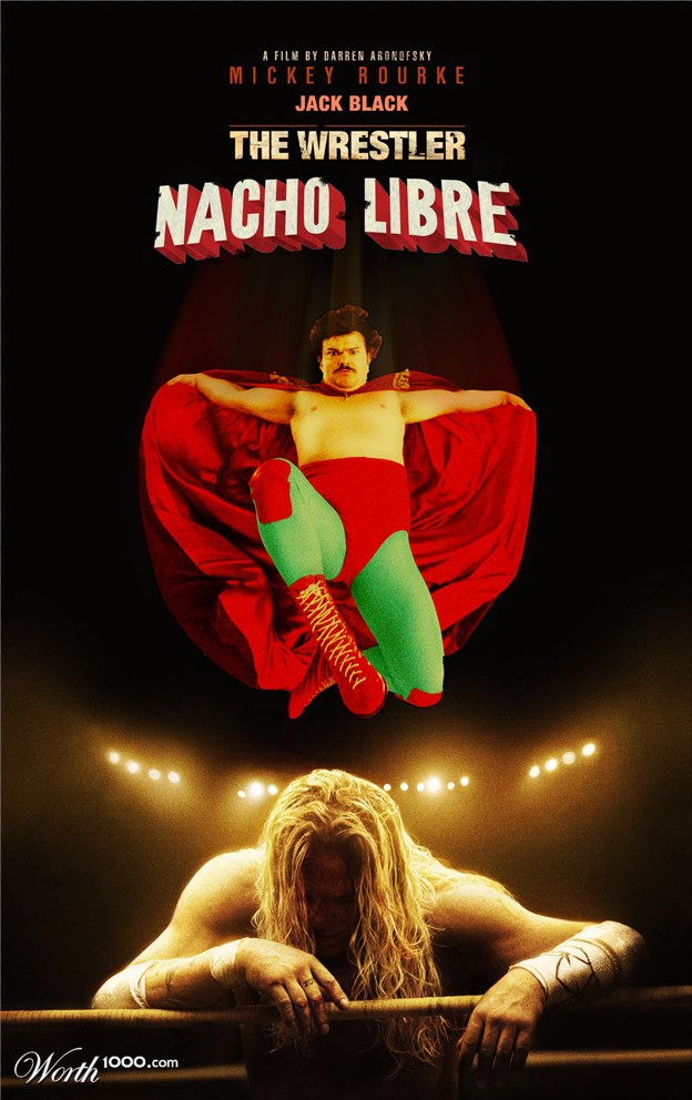 The Wrestler Nacho Libre
