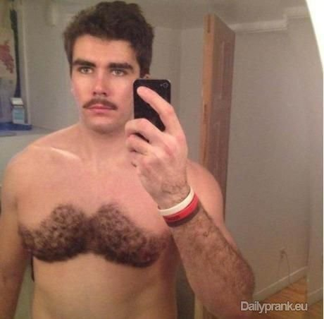 Hipster Stache