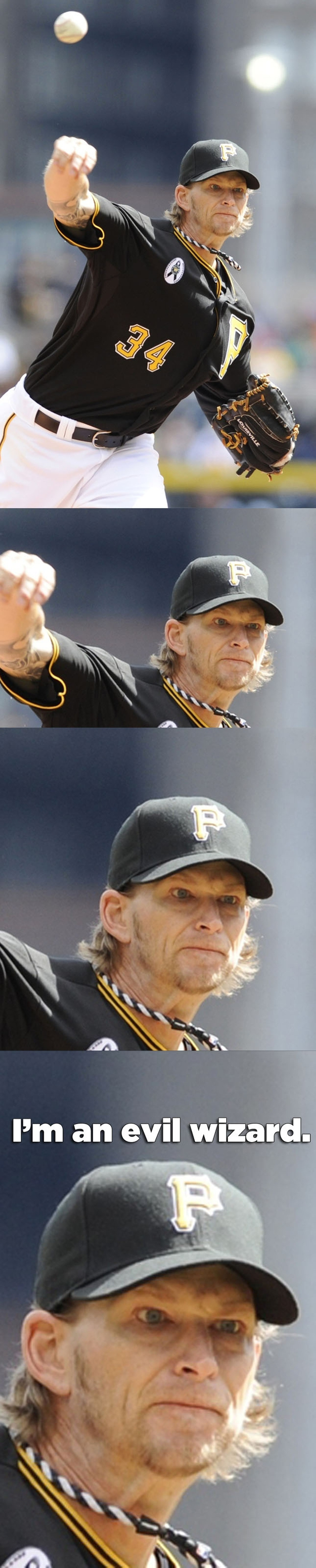Don't Mess With A.J. Burnett