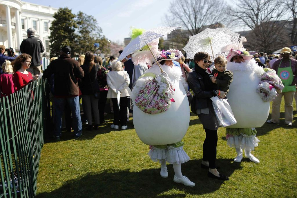 White House Easter celebration