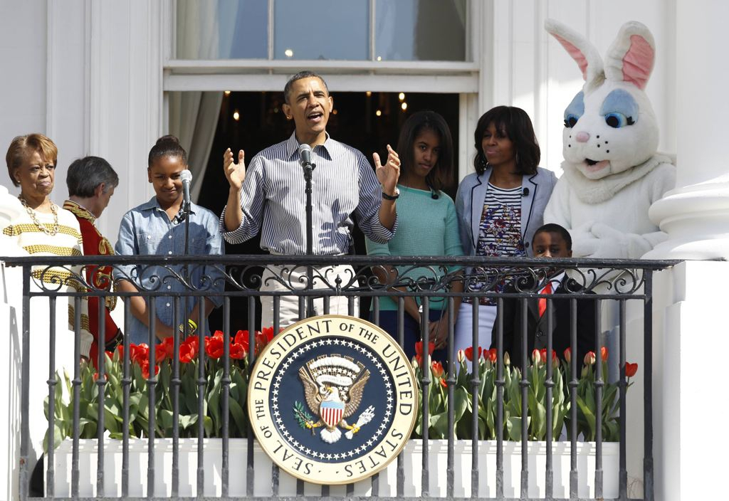 Barack Obama Easter Day Speech