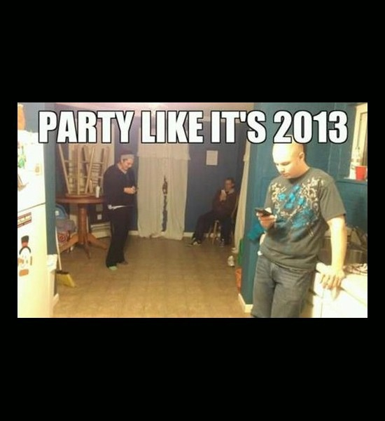 2013 Party style