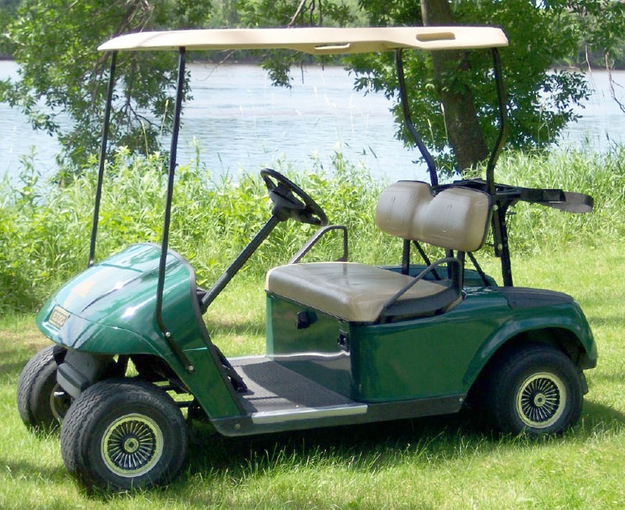 Normal Golf Cart
