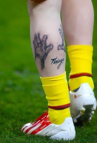 Lionel Messi Tattoo
