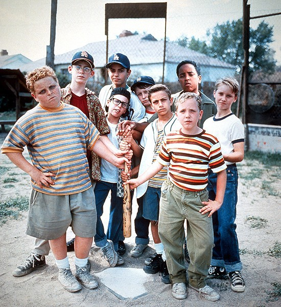 The Truth about the Sandlot