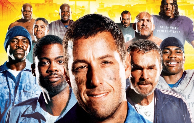 Paul Crewe - THE LONGEST YARD