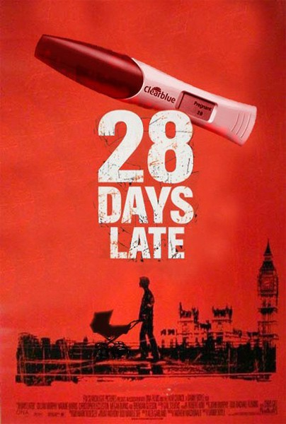 28 days the real horror film
