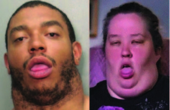 Desmond Bryant and June Thompson