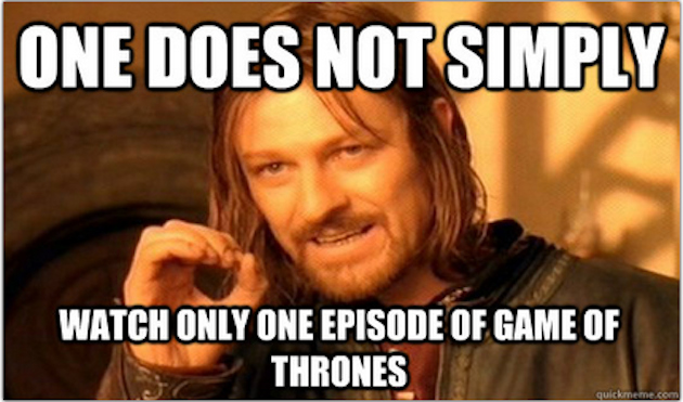 The Funniest 'Game of Thrones' Memes