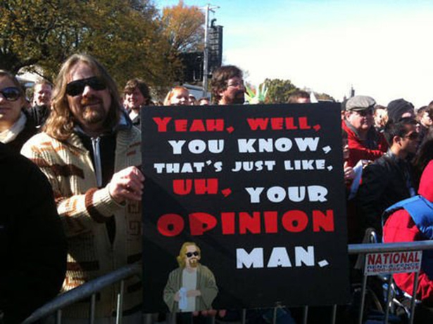 Hilarious Signs Trolling People