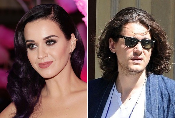 Katy Perry Is Crying About John Mayer to Russell Brand