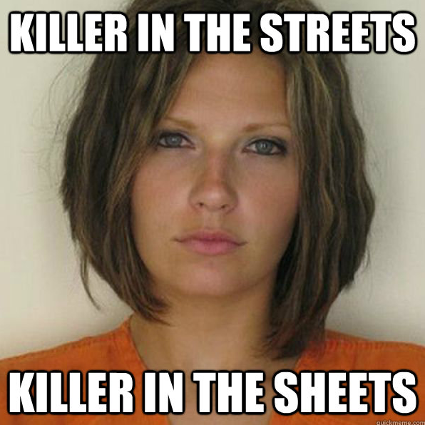 Ridiculously Photogenic Convict Meme
