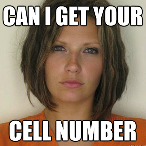 New Ridiculously Photogenic Convict Meme