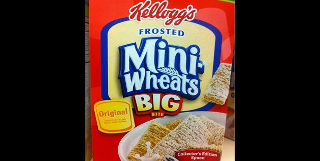 Mini big wheats