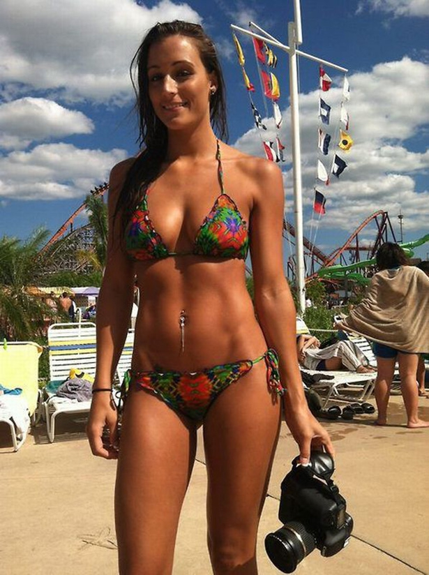Sundays Are Never Bad With Hot Girls In Bikinis