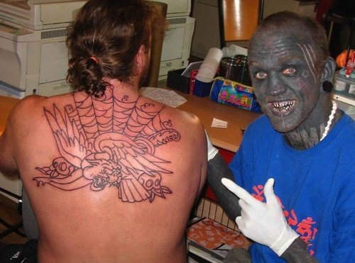 Terrible Tattoos: Don't Make These Mistakes