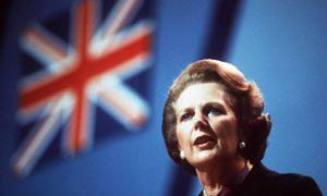 Margaret Thatcher, Britain's first female PM, dead at 87