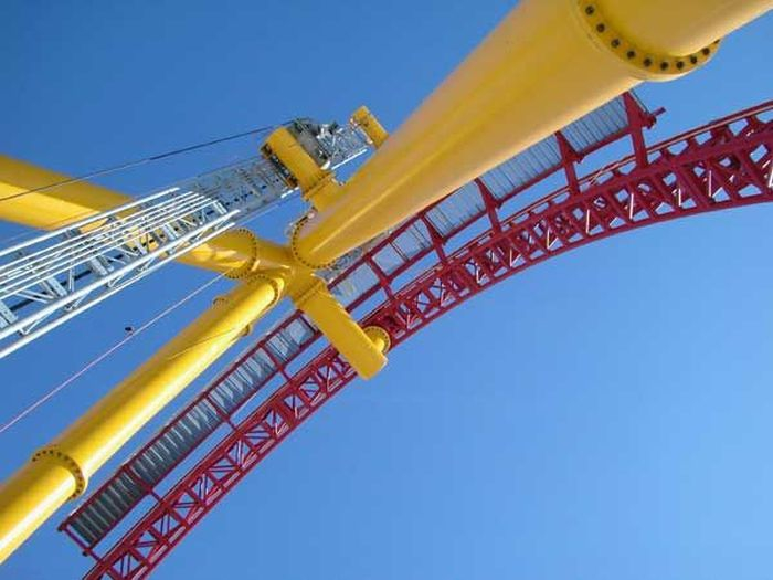 Top Thrill Dragster