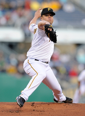 27. Pittsburgh Pirates (1-5, Previous: 22)