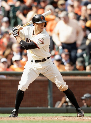 2. San Francisco Giants (3-3, Previous: 1)