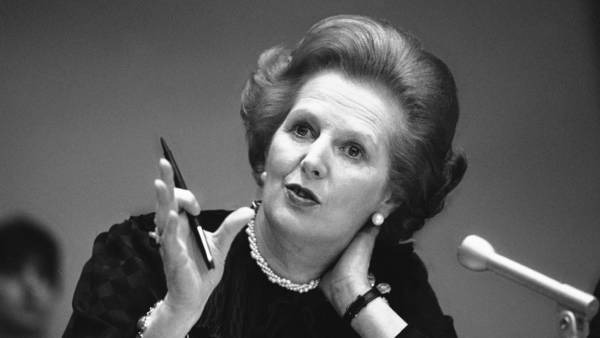 Margret Thatcher died about 11am at the Ritz in central London, where she had been staying since January following a min