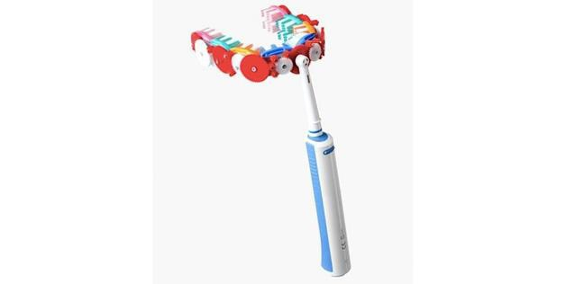 Ultimate toothbrush