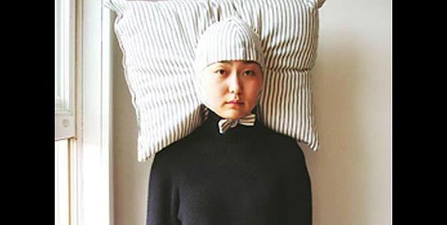 Pillow hat