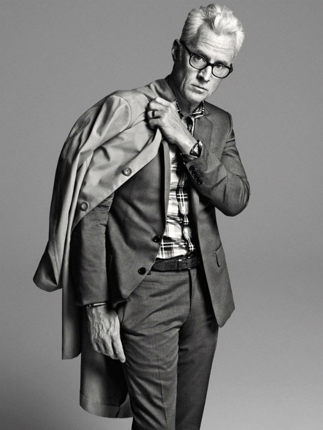 John Slattery of 'Mad Men' Drives Us MAD... Man