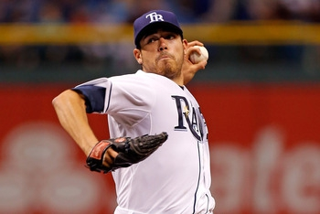 SP Matt Moore (Tampa Bay Rays)