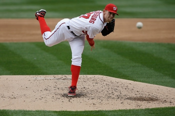 SP Stephen Strasburg (Washington Nationals)