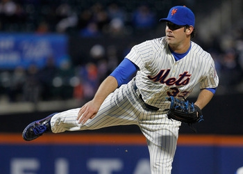 SP Matt Harvey (New York Mets)