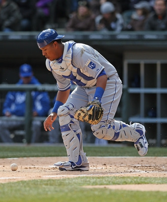 C Salvador Perez (Kansas City Royals)
