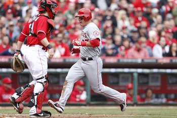 CF Mike Trout (Los Angeles Angels)