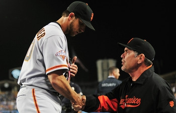 SP Madison Bumgarner (San Francisco Giants)