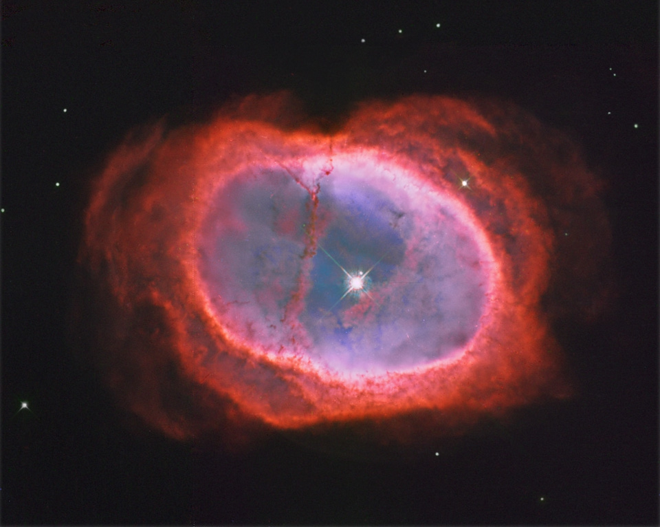 NGC 3132: The Southern Ring Nebula