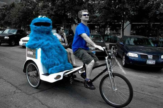 Proof That Cookie Monster and Elmo Are Huge Jerks