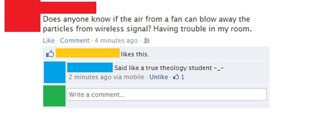20 Incredibly Dumb Facebook Posts That Will Make You Hang Your Head