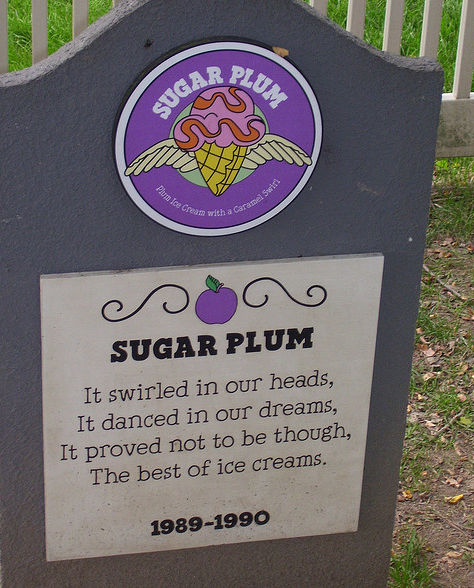 Tour The Ben & Jerry's Flavor Graveyard On Free Ice Cream Cone Day