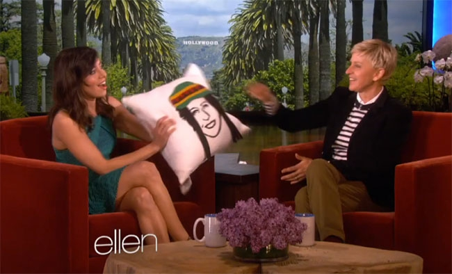 Aubrey Plaza's Hilariously Awkward Ellen Appearance (With GIFs)