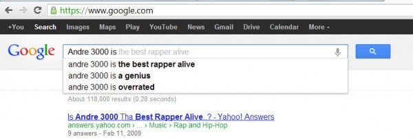 40 Etherous Facts About Your Favorite Rappers As Told To Us By Google