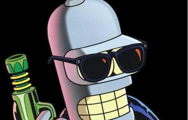 Bender Is Great, And These GIFs Prove It