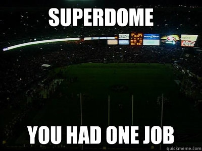 The Best Of The You Had One Job Meme