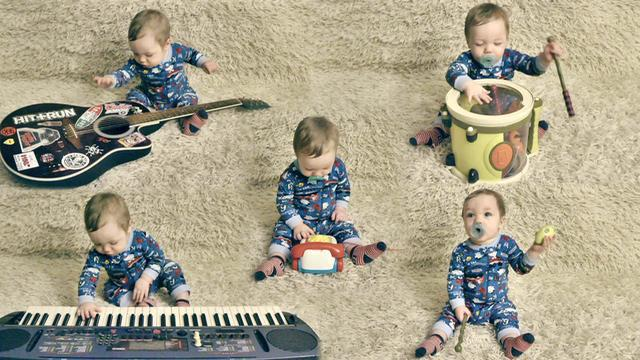 """One Baby Band"""